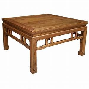 Table Basse Chinoise : tables et chaises chinoises ~ Melissatoandfro.com Idées de Décoration