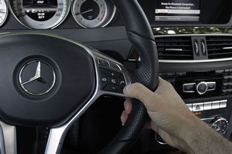 Bluetooth music playing in 2016 e350 my phone is paired but not seeing an. How do I Connect a Telephone to the Mercedes Benz E Class? | Techwalla.com