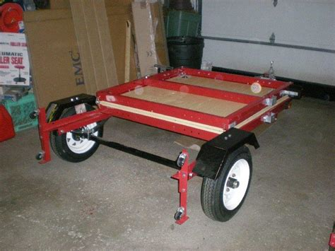 Fold Up Boat Trailer Plans by Pdf Folding Trailer Plans Free Shanty Boat Plans
