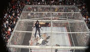 Top 10 Most Insane 'Hell In A Cell' Moments In WWE History ...