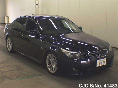 2007 Bmw 5 Series Black For Sale
