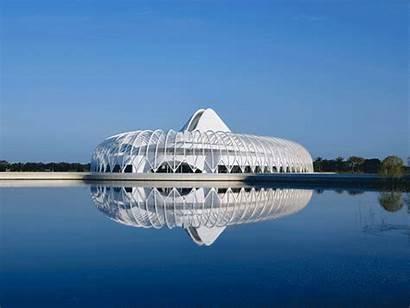 Calatrava Florida Polytechnic Santiago University Lakeland Projects