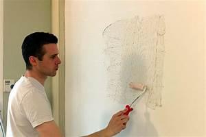 comment peindre un mur abime With comment repeindre un mur