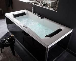 Baignoire Pour Deux : 12 baignoires baln o qui en jettent sfr news ~ Premium-room.com Idées de Décoration