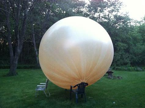 weather balloon balloons