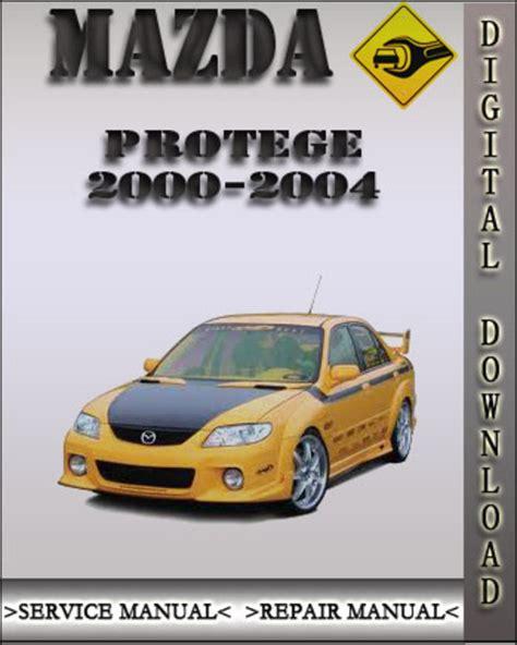 chilton car manuals free download 2001 mazda protege security system 2000 2004 mazda protege factory service repair manual 2001 2002 200