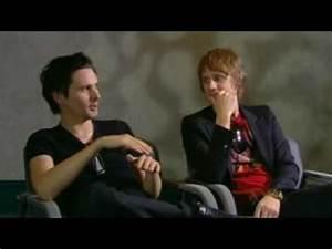 Muse - Sydney Entertainment Centre Backstage Interview ...