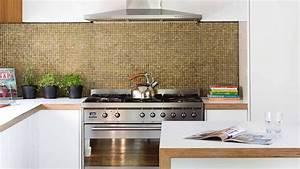 credence cuisine plus de 50 idees pour un interieur With carrelage credence cuisine design