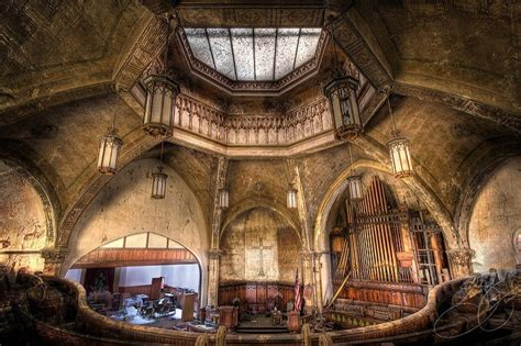 evocative images  abandonment  urban decay