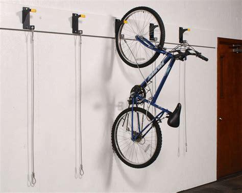 Bicycle Wall Rider Hanging Bike Storage Bracket Wirecrafters