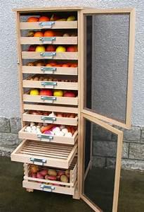 Rangement Légumes Cuisine : rangement legume fruits bois fruit idee cuisine legumes frigo pour roulettes meuble de et ~ Teatrodelosmanantiales.com Idées de Décoration