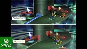 Fuzion Frenzy - Graphics Comparison: Original Xbox vs ...