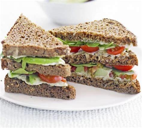 sandwich ideas green club sandwich recipe bbc good food