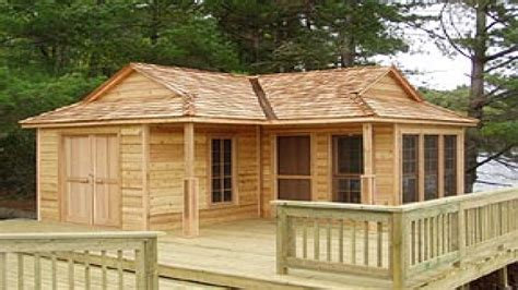 cheap cabin kits small cottage kits cottage and cabin kits affordable