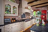 best french country outdoor kitchen stucco french country brick exterior traditional with ...