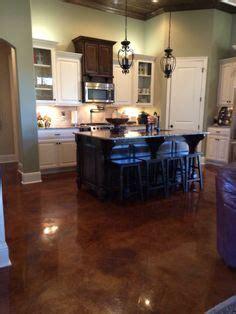 concrete kitchen floor 1000 images about louisiana decorative concrete 2427