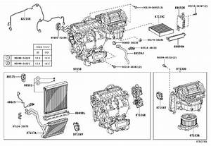 Lexus Rx 350 Amplifier Assembly  Air Conditioner  Canada