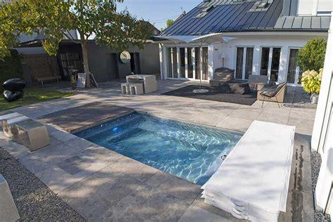 Pools Im Garten by Kleiner Pool Im Garten Pool F 252 R Kleine Grundst 252 Cke