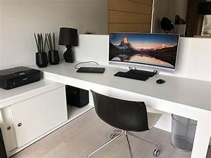 My, Clean, Home, Office, Gaming, Setup, Battlestations