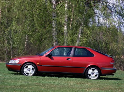 Saab 900 Coupe picture # 20 of 28, Side, MY 1997, 1600x1200