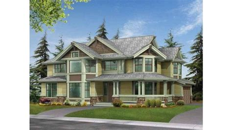 Craftsman Style House Plan 3 Beds 2 5 Baths 2890 Sq/Ft