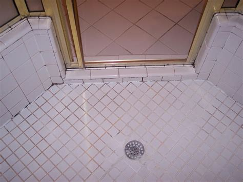pictures for shower pan installation atlanta grout tile