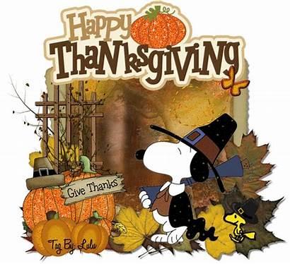 Thanksgiving Happy Everyone Strip Comic Peanuts Snoopy