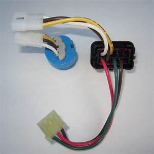 1999 - 2005 Vw Mk4 Jetta Headlight Wiring Harness