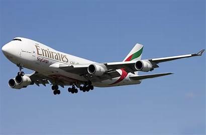 747 Emirates Boeing 400 Plane Fotos Oo