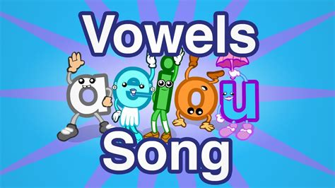 vowels song preschool prep company 449 | maxresdefault