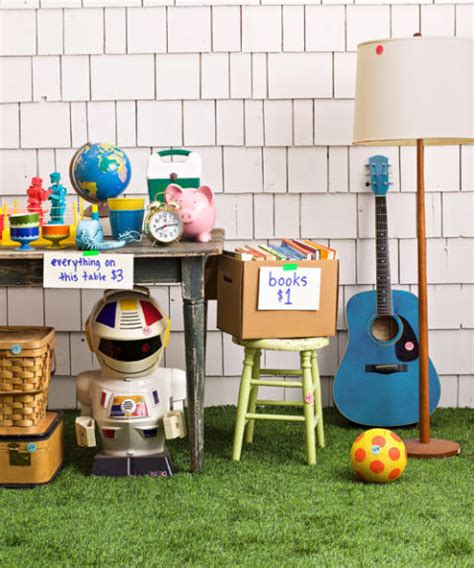 Garage Sale Tips  How To Hold A Yard Sale