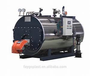 High Efficiency Horizontal Oil Gas Steam Boiler   Electric