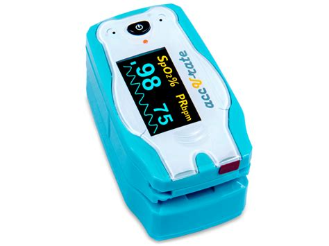 Amazon.com: Acc U Rate® children digital fingertip pulse