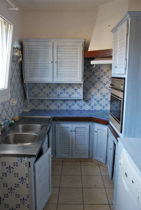 couleur peinture cuisine emejing peinture cuisine bleu turquoise pictures