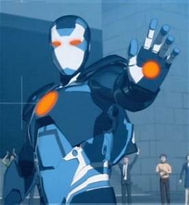 Force - Iron Man: Armored Adventures Wiki