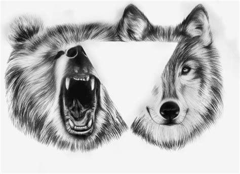 bear  wolf  liy  deviantart
