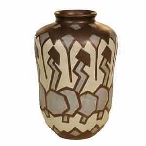 Vase Villeroy Und Boch : art deco vase by villeroy and boch at 1stdibs ~ A.2002-acura-tl-radio.info Haus und Dekorationen