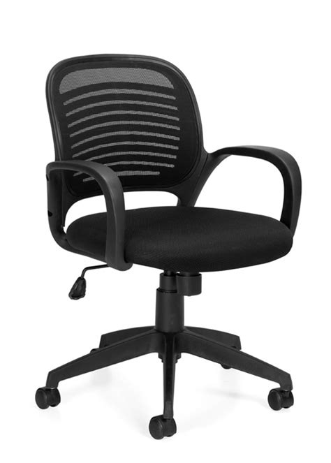 offices to go 10901b mesh back managers chair office