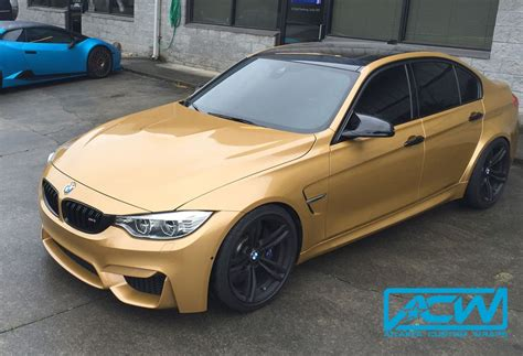 bmw  atlanta custom wraps