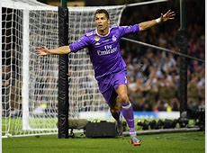 Real Madrid's Cristiano Ronaldo won't be in Chicago to