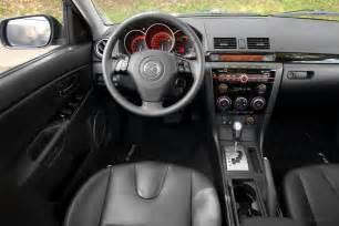 2006 Mazda 3 Interior
