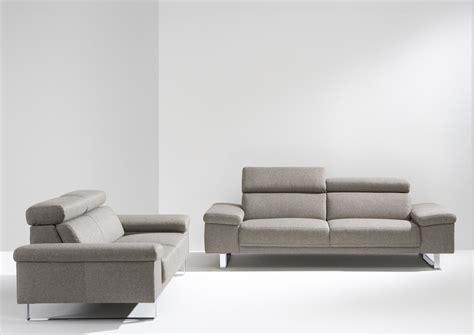 acheter votre canapé contemporain 2 places fixe cuir