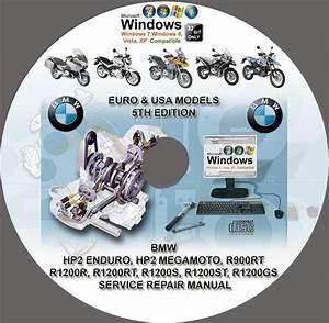 Bmw R1200r  R 1200 Rt  R1200 S  R1200 St  Euro