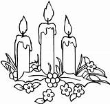 Candle Coloring Candles Printable Decorating Sheets 569px 73kb Drawings sketch template