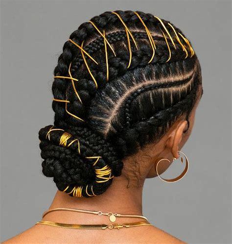 braided bun braided hairstyles