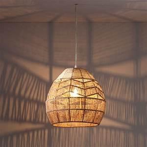 Inlight, Rhea, Natural, String, Light, Shade, D, 290mm