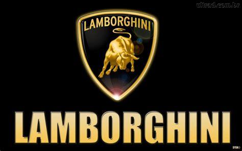 lamborghini logo  geneva motor show