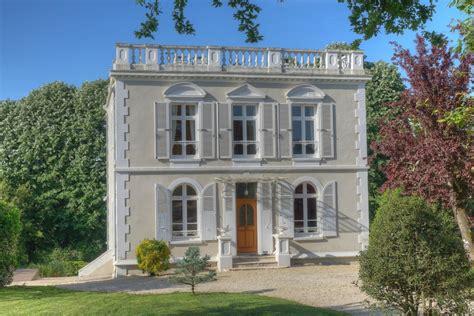 maison 224 vendre en pays de la loire vendee mervent superbe maison palladienne datant des