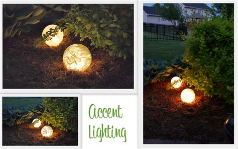 diy outdoor lights spruce   homes appearance