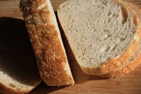 slices of sourdough bread picture free photograph